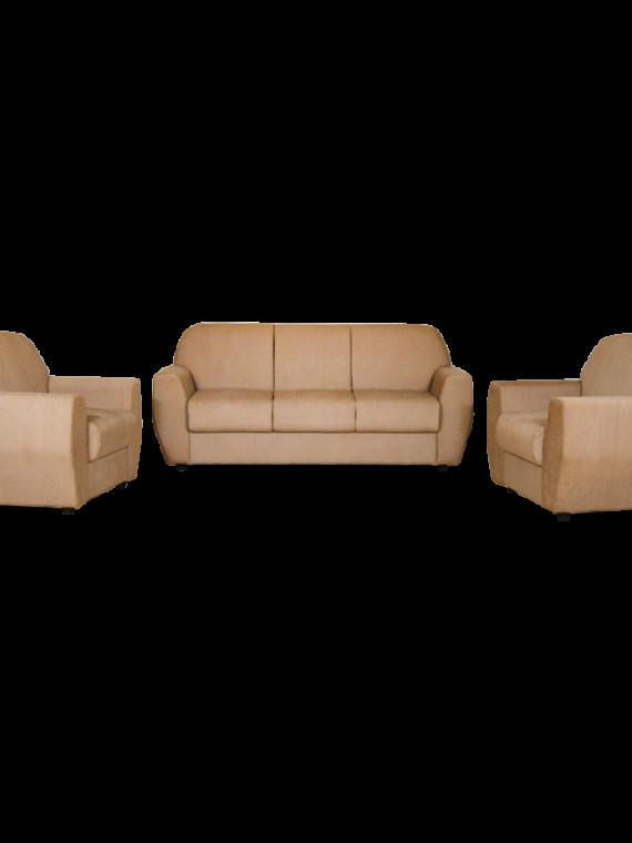 Asharee Elegant-Galaxy Sofa set Beige