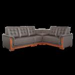 Asharee Elangant-Oracle Sectional Sofa Tan